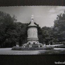 Postales: PAMPLONA - 18 - JARDINES DE LA TACONERA - GARCIA GARABELLA - VER FOTOS - (52.326). Lote 115609835