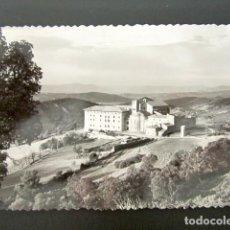 Postales: POSTAL NAVARRA. MONASTERIO DE LEYRE. VISTA GENERAL. AÑO 1959. . Lote 115822247