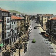Cartes Postales: TAFALLA Nº 5 AVDA. GENERALISIMO FRANCO .- EDICIONES MONTAÑES . Lote 116326691