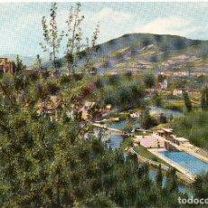 Postales: CLUB NATACION Y MONTE SAN CRISTOBAL PAMPLONA. Lote 116520159