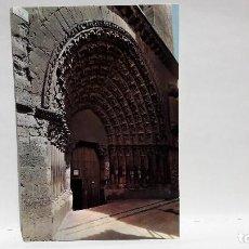 Postales: POSTAL TUDELA 204 CATEDRAL PUERTA DEL JUICIO EDC. PARIS, SIN USO.. Lote 116663847