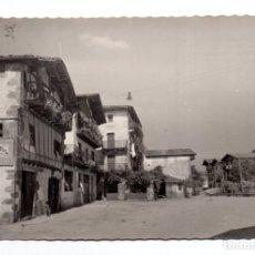 Postales: VERA DE BIDASOA (NAVARRA).- PLAZA DEL JAUN DE ALZATE. Lote 116732843