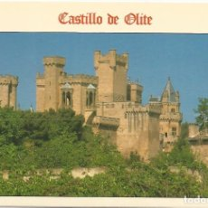 Cartes Postales: OLITE (NAVARRA) CASTILLO DE OLITE - EDITA POSTALES IRUÑA Nº 76 - S/C. Lote 117668195