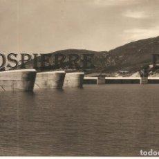 Postales: POSTAL, EMBALSE DE YESA-NAVARRA, ED. SICILIA, SIN CIRCULAR. Lote 118153063