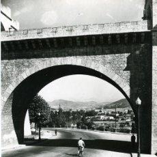 Postales: PAMPLONA. PORTAL NUEVO. EDICIONES SICILIA Nº 77. FOTOGRÁFICA.. Lote 118477015