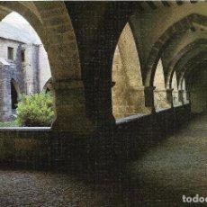 Postales: == PH1570 - POSTAL - REAL COLEGIATA DE RONCESVALLES - CLAUSTRO. Lote 118931679
