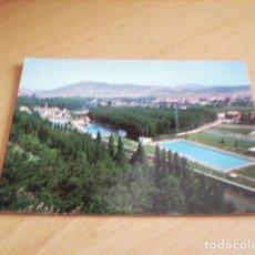 Postales: PAMPLONA ( NAVARRA ) CLUB NATACION CHANTREA Y MONTE SAN CRISTOBAL. Lote 119509999