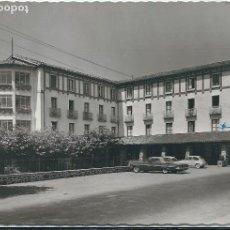Postales: LECUMBERRI (NAVARRA) - HOTEL AYESTARAN. Lote 119600875