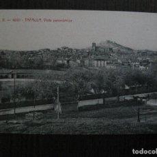 Postales: TAFALLA -POSTAL ANTIGUA -VISTA PANORAMICA - ATV 4001 -VER FOTOS-(52.842). Lote 120251187