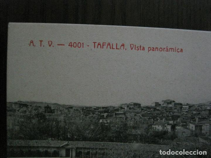 Postales: TAFALLA -POSTAL ANTIGUA -VISTA PANORAMICA - ATV 4001 -VER FOTOS-(52.842) - Foto 2 - 120251187