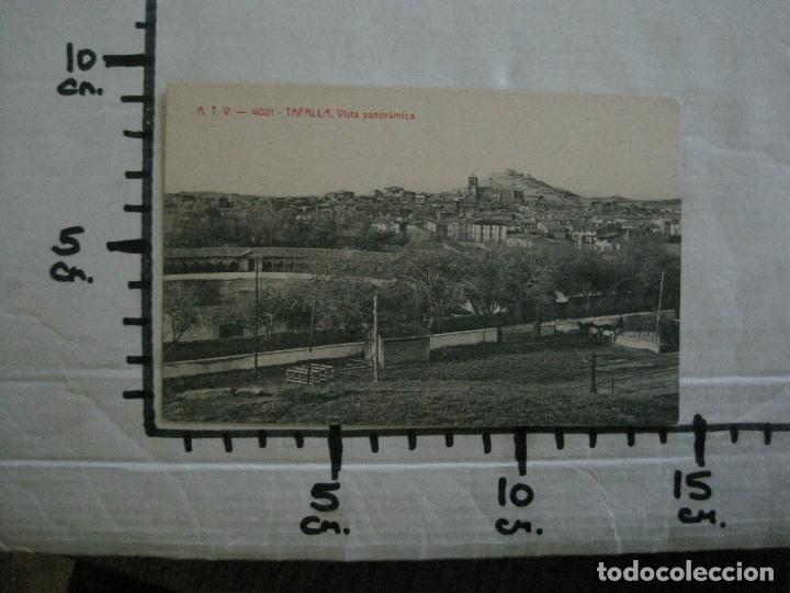Postales: TAFALLA -POSTAL ANTIGUA -VISTA PANORAMICA - ATV 4001 -VER FOTOS-(52.842) - Foto 6 - 120251187