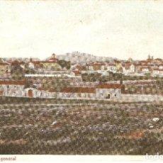 Postales: TUDELA - VISTA GENERAL THOMAS - BARCELONA SIN CIR.. Lote 121425043