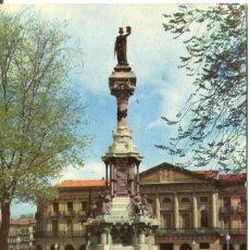 Postales: PAMPLONA-MONUMENTO A LOS FUEROS-. Lote 121939531