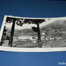 Postales: POSTAL CIRCULADA - SANTUARIO DE LOYOLA - VISTA GENERAL - EDITA MANIPEL - RARO MATASELLOS. Lote 122075439