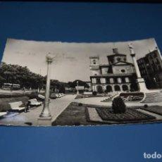 Postales: POSTAL CIRCULADA - PAMPLONA 89 - MONUMENTO A LA INMACULADA CONCEPCION - EDITA GARCIA GARRABELLA. Lote 122078123
