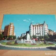 Postales: PAMPLONA -- PLAZA PRINCIPE DE VIANA. Lote 123022903