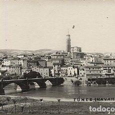 Postales: X120005 NAVARRA FUNES OLITE RIBERA - ARGA ARAGON TAFALLA. Lote 124244967