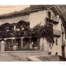 Postales: ISABA (NAVARRA).- COMERCIO DE ESTORNÉS. Lote 124463075