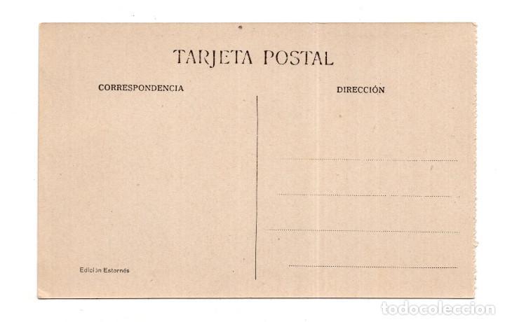 Postales: ISABA (NAVARRA).- COMERCIO DE ESTORNÉS - Foto 2 - 124463075