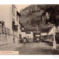 Postales: ISABA (NAVARRA).- HOTEL DEL PIRINEO. Lote 124463471