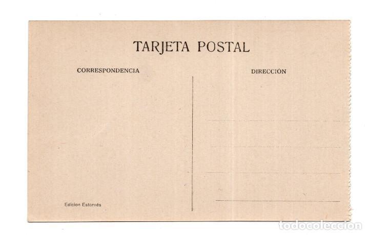 Postales: ISABA (NAVARRA).- A ORILLAS DEL ESCA (ED.ESTORNÉS) - Foto 2 - 124464447