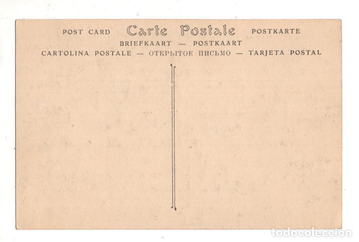 Postales: ALSASUA.- PASEO DE PRIM.- P. ARRIETA - Foto 2 - 127969519