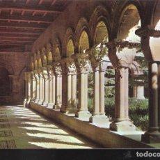 Postales: CLAUSTRO DE LA CATEDRAL. TUDELA. NAVARRA.. Lote 128535771