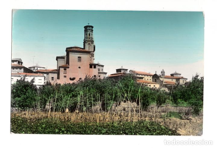 VILLAFRANCA (NAVARRA) VISTA PARCIAL (Postales - España - Navarra Antigua (hasta 1.939))