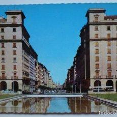 Postales: POSTAL. AVENIDA DE CARLOS III. PAMPLONA. ED. GARRABELLA. CIRCULADA. . Lote 128903663
