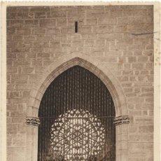 Postais: RONCESVALLES Nº 7 ALTAR IGLESIA DE SAN AGUSTIN .- HAUSER-MENET . Lote 129969123