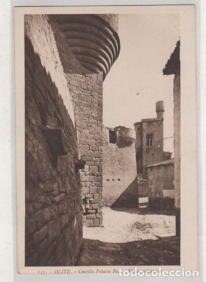 137 Olite Castillo Palacio Real Muros Exterior Comprar Postales - Muros-exteriores