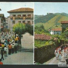 Cartes Postales: LESAKA - FIESTAS DE SAN FERMÍN - P26690. Lote 130281486