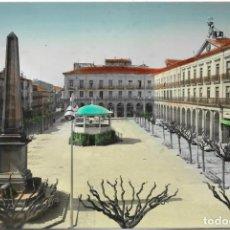 Postales: TAFALLA Nº 4 PLAZA DE NAVARRA .- EDICIONES L. MONTAÑES . Lote 130419842