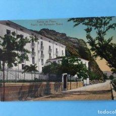 Postales: POSTAL BAÑOS DE FITERO FRENTE DEL BALNEARIO NUEVO _LEY220. Lote 131749198