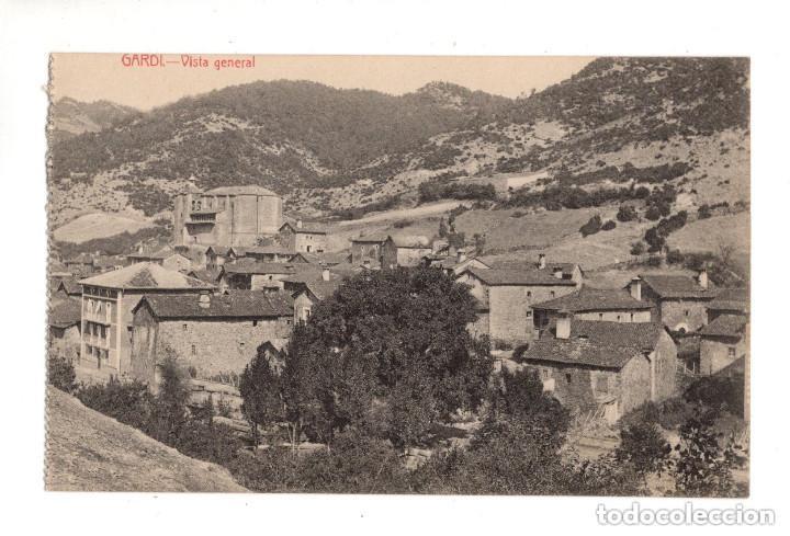 GARDI (NAVARRA).- VISTA GENERAL EDICION ESTORNES. (Postales - España - Navarra Antigua (hasta 1.939))