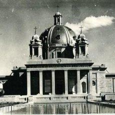 Postales: PAMPLONA. MONUMENTO A LOS CAIDOS. POSTAL SUPERPANORÁMICA. EDIC. ARRIBAS Nº 901. . Lote 132171294