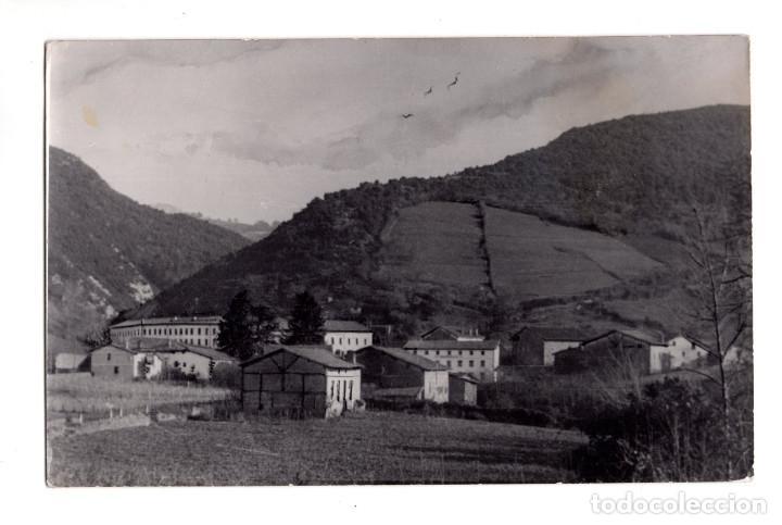 BETELU, NAVARRA.- HOTEL BALNEARIO VISTA GENERAL (Postales - España - Navarra Antigua (hasta 1.939))