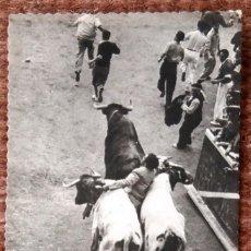 Postales: PAMPLONA - SAN FERMIN - FOTO: CHAPRESTO. Lote 134740526