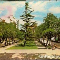 Postales: ESPANA & CIRCULADO, TUDELA PASEO DE INVIERNO, PARIS 1965 (203). Lote 134973694