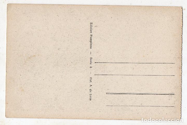 Postales: Puente de la Magdalena. Pamplona. - Foto 2 - 135217938