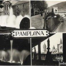 Postales: PAMPLONA Nº 4/8 VARIAS VISTAS .- EDICION POSTALES VAQUERO S/C. Lote 136262010