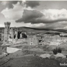 Postales: CASTILLO DE JAVIER Nº 9 VISTA GENERAL .- EDICIONES SICILIA . Lote 136262542