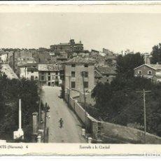 Postales: (PS-57824)POSTAL DE CASCANTE-ENTRADA A LA CIUDAD. Lote 136278906
