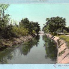 Postales: POSTAL DE BONITA MURCHANTE CANAL DE LODOSAN CIRCULADA. Lote 136350586