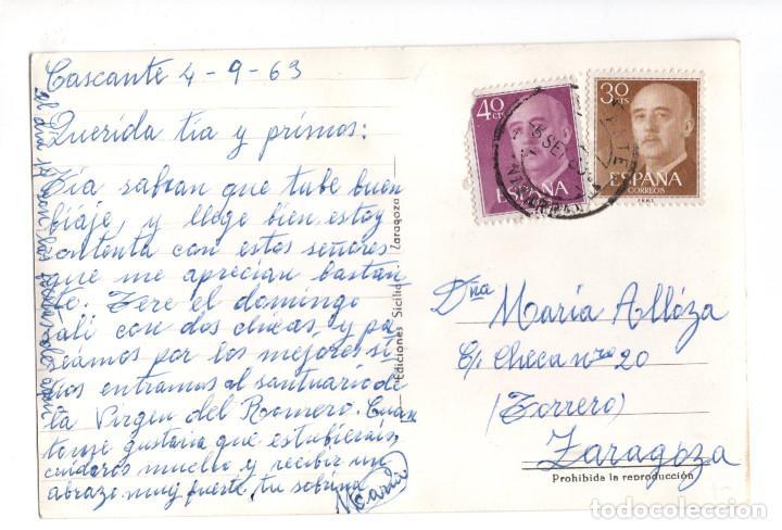 Postales: CASTANTE. ( NAVARRA).- VIRGEN DEL ROMERO.FIESTAS. ENCIERRO - Foto 2 - 137306166