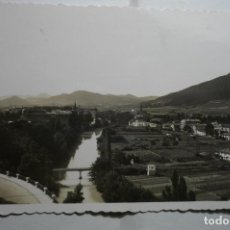 Postales: POSTAL PAMPLONA -RIO ARGA -CIRCULADA CM. Lote 137662218