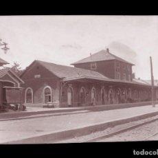 Postales: TUDELA - CLICHE ORIGINAL - NEGATIVO EN CELULOIDE - AÑOS 1900-1920 - FOTOTIP. THOMAS, BARCELONA. Lote 137686654