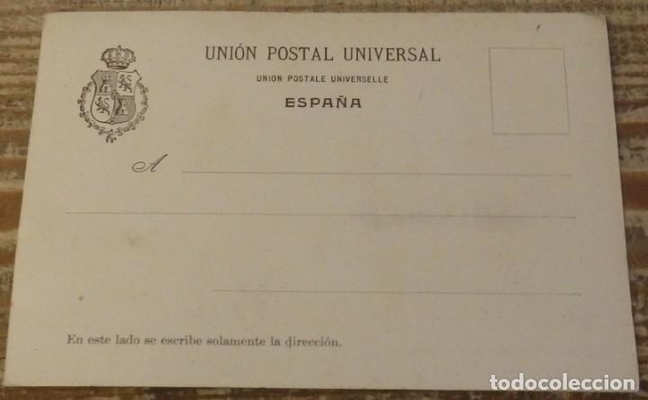 Postales: NAVARRA, HORTELANOS DE LA PROVINCIA, FOT. LAURENT, SIGLO XIX SERIE B Nº 98, SIN CIRCULAR Y SIN DIVID - Foto 2 - 139083390