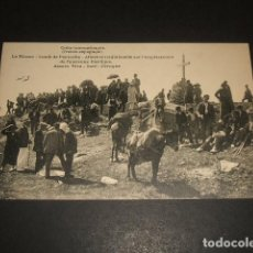 Postales: ASCAIN VERA NAVARRA FIESTA DEL LUNES DE PENTECOSTES. Lote 139331958