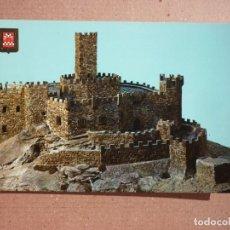 Postales: FOTO POSTAL CASTILLO DE XAVIER.JAVIER. MAQUETA.N 4. Lote 139508990